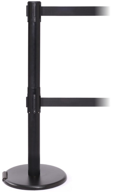 Barriers Stanchions RollerPro 250 Twin - The Crowd Controller