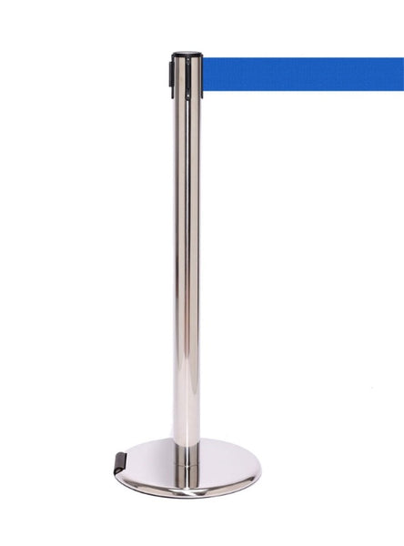 Barriers Stanchions RollerPro 250 Xtra - 11 Ft Wide Belt - The Crowd Controller