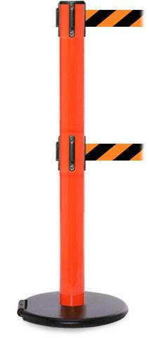 Barriers Stanchions RollerSafety 300 Twin - The Crowd Controller