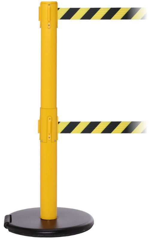 Barriers Stanchions RollerSafety Twin 250 - The Crowd Controller