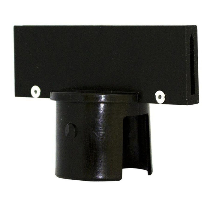 "SIGN ADAPTER FOR 2"" PLASTIC STANCHION"