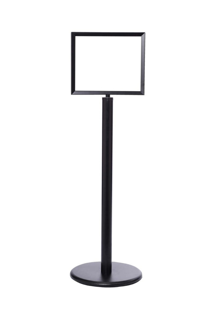 Sign Stand - Horizontal Frame / Flat Base