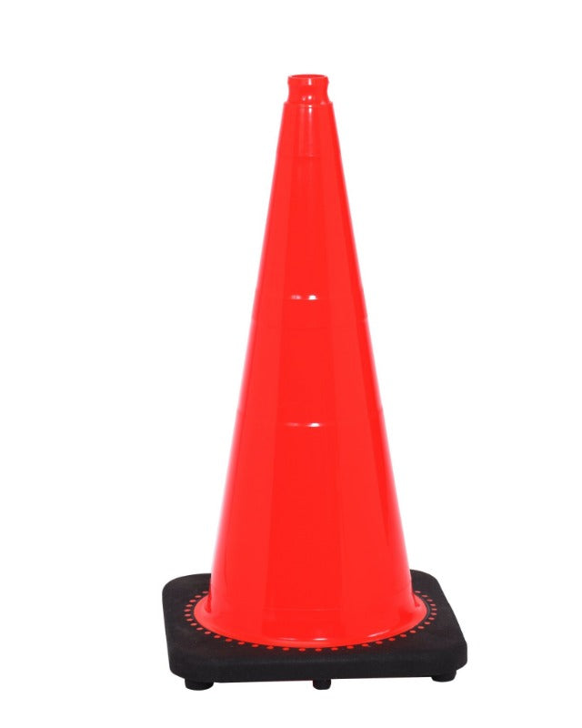 Barriers Stanchions Traffic Cone 280 Weighted Bases- TheCrowdController.com