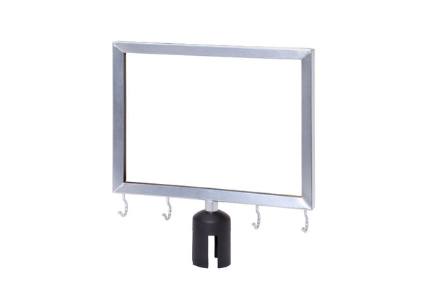 Barriers Stanchions Umbrella Bag Frame - The Crowd Controller