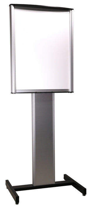 "Versa Heavy-Duty Sign Stand | 22"" X 28"" Frame - The Crowd Controller"