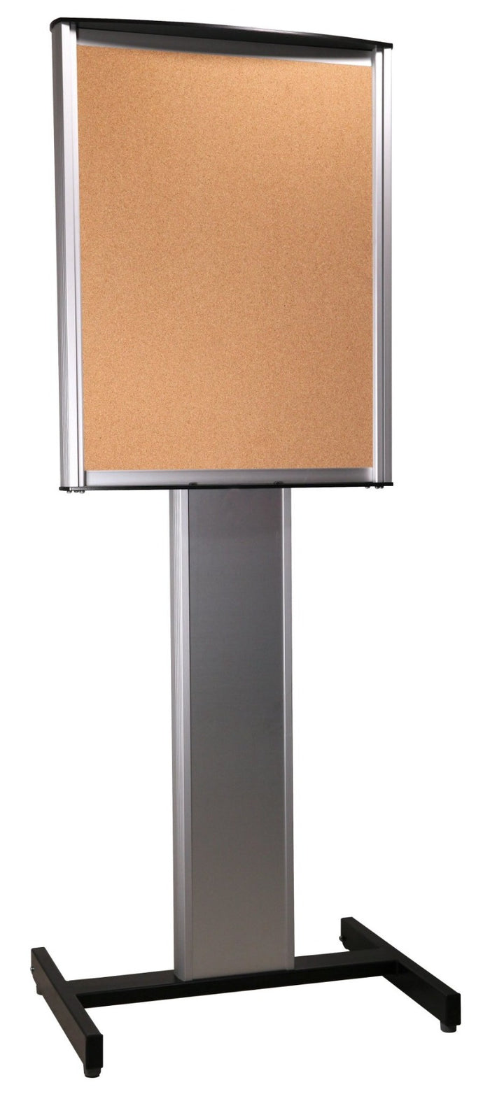 "Crowd Control Versa Heavy-Duty Sign Stand | 24"" X 36"" Frame 