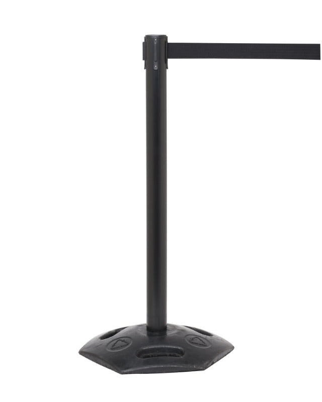 Barriers Stanchions WeatherMaster 250 with 11'/13' Belt- The Crowd Controller