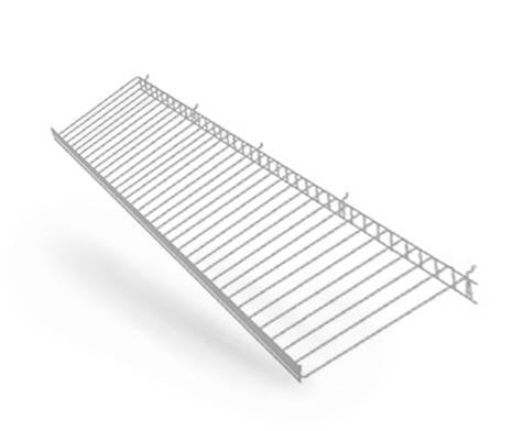Barriers Stanchions Wire Shelf- TheCrowdController.com