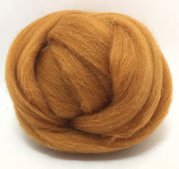 Ginger #16 - Merino Wool