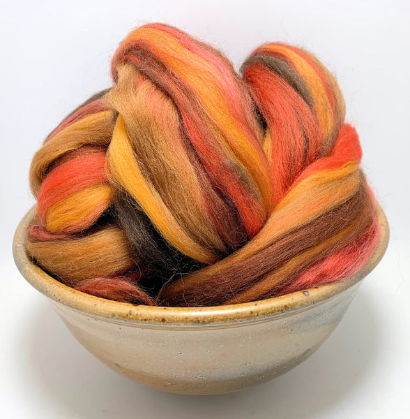 Autumn Yak - Merino Wool, Yak, Mulberry Silk
