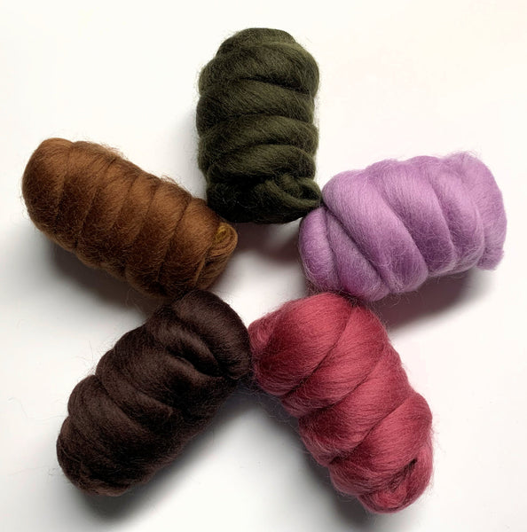 Evening Garden - Merino Artisan Mix