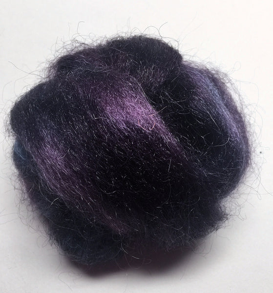 Raven - Firestar - Hand Dyed - 1/2 oz