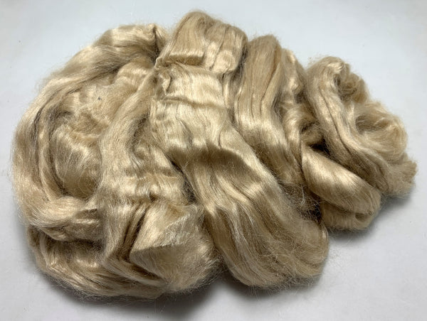 Unbleached Tussah Silk Top