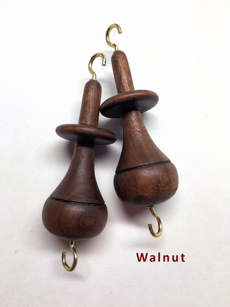 Weaving Warp Weight - Walnut
