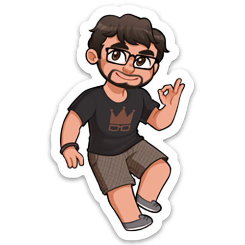 STICKER | CHIBI RAY