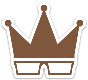 STICKER PACK | CROWNS