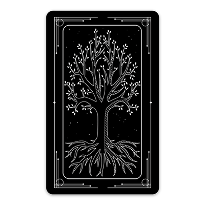☽ STICKER PACK | TAROT CARDS