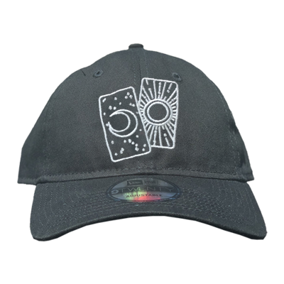 ☽ DAD HAT | CARDS LOGO
