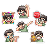 STICKER PACK | RAY EMOTES! #1