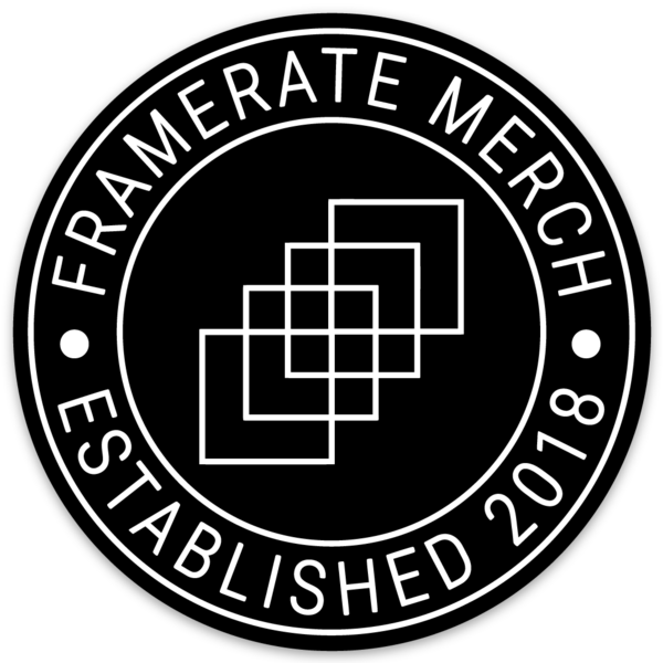 STICKER | FRAMERATE EMBLEM