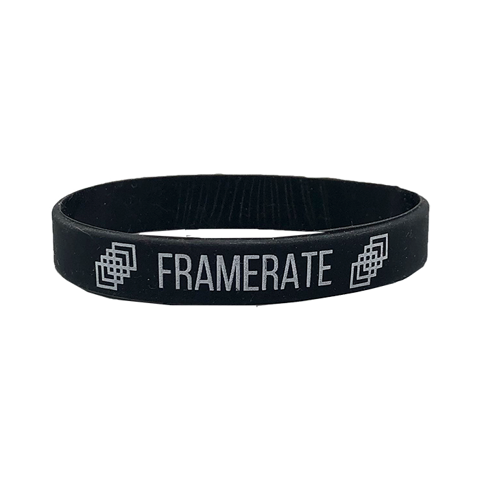BRACELET | FRAMERATE WITH LOGOS