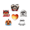 [LIMITED EDITION] STICKER PACK | RAY HALLOWEEN EMOTES!