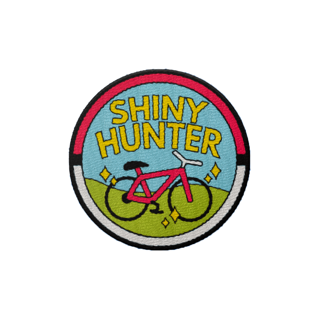 PATCH | SHINY HUNTER