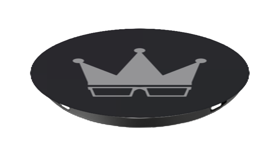 POP SOCKET | WHITE CROWN
