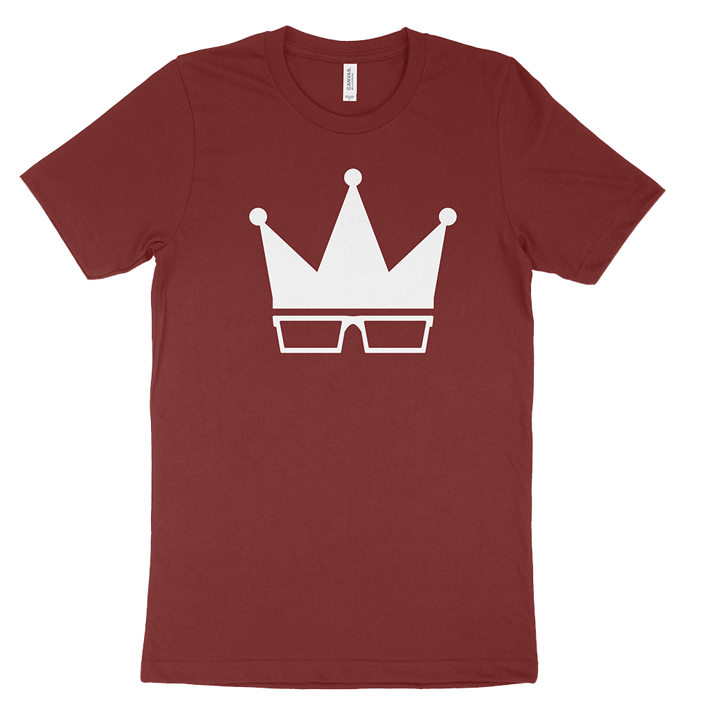 T-SHIRT | WHITE CROWN