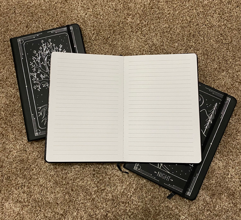 ☽ NOTEBOOK | NIGHTON LINED