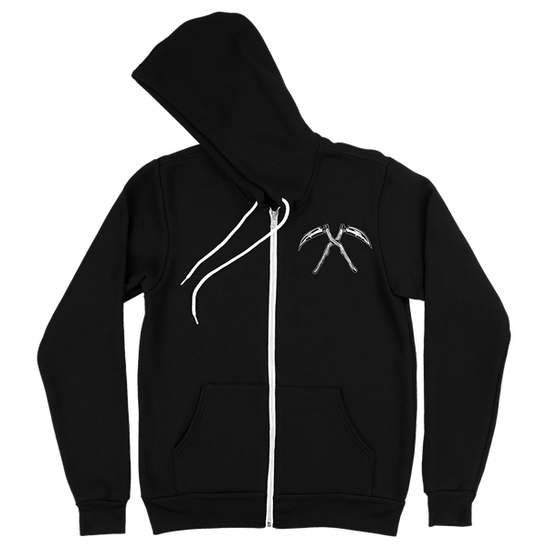 ZIP-UP HOODIE | LAST CALL