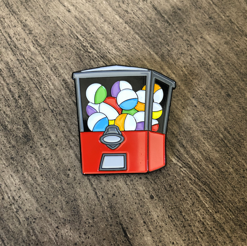 PIN | TOY CAPSULE MACHINE