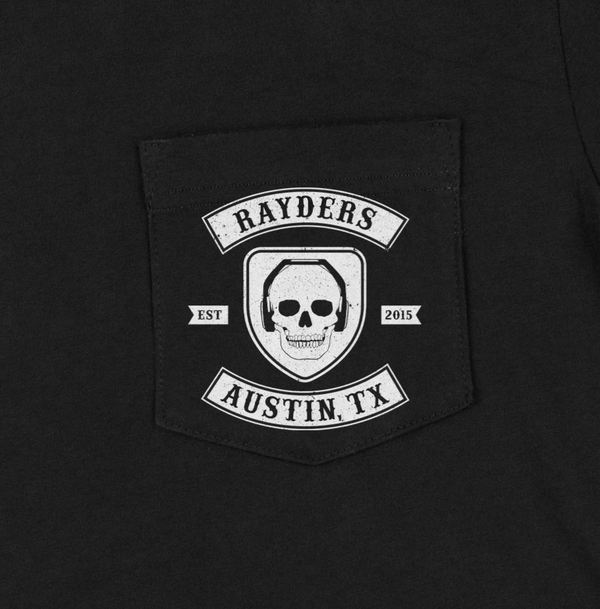 POCKET TEE | RAYDERS CLUB