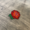 PIN | RED ROSE