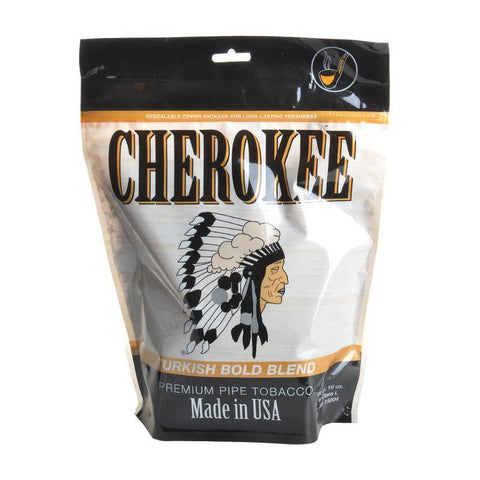 cherokee best pipe tobacco