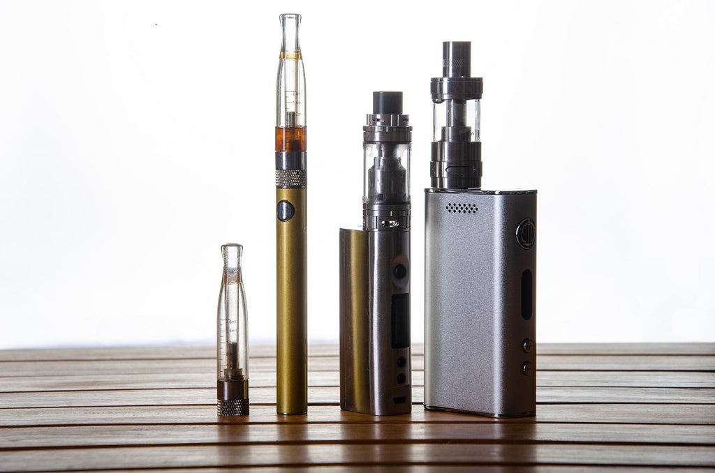 E-Cig and Vape Features