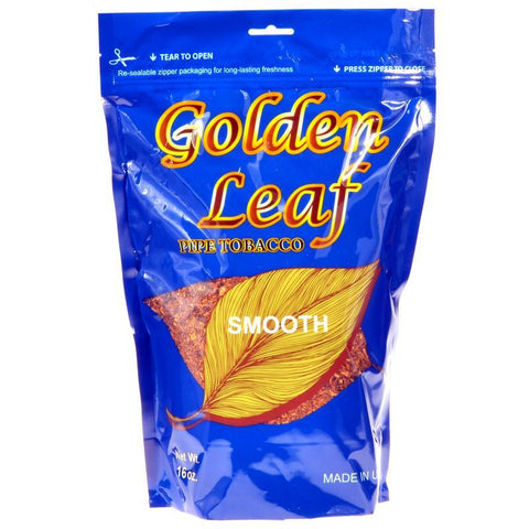 golden leaf best pipe tobacco