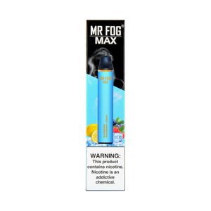 MR FOG MAX DISPOSABLE VAPE PEN BLUEBERRY RASPBERRY LEMON