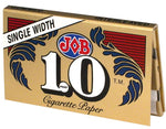 JOB ROLLING PAPERS 1.0 GUMMED 24 BOOKS OF 32 LEAVES - Green Caviar Club