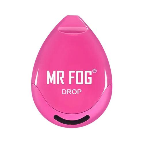 MR FOG DROP DISPOSABLE VAPE PEN FUZZY PEACH