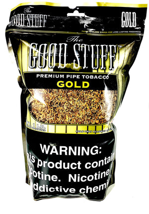 Good Stuff Pipe Tobacco Gold 16oz