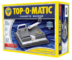 TOP-O-MATIC CIGARETTE ROLLING MACHINE MAKES 100'S AND KINGS - Green Caviar Club