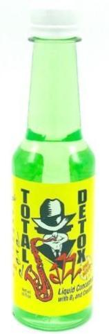 JAZZ TOTAL DETOX 10OZ GREEN APPLE