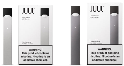 JUUL BASIC KIT WITH CHARGER - Green Caviar Club