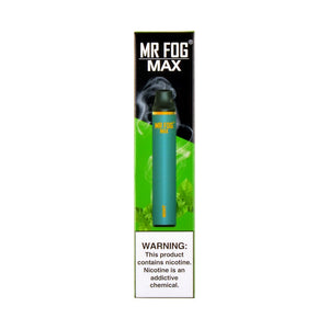 MR FOG MAX DISPOSABLE VAPE PEN MINT
