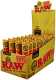 RAW CLASSIC PRE ROLLED 1 1/4 CONES - Green Caviar Club