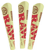 RAW ORGANIC PRE ROLLED 1 1/4 CONES - Green Caviar Club