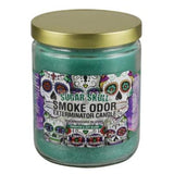 SMOKE ODOR EXTERMINATOR CANDLE 13OZ JAR - Green Caviar Club