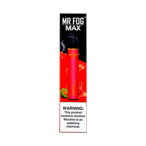 MR FOG MAX DISPOSABLE VAPE PEN STRAWBERRY WATERMELON KIWI