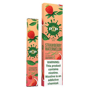POP DISPOSABLE DEVICE 5% STRAWBERRY WATERMELON